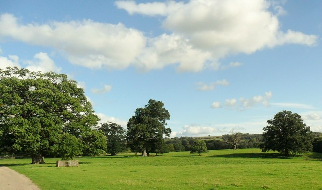 Grounds, Dudmaston Hall