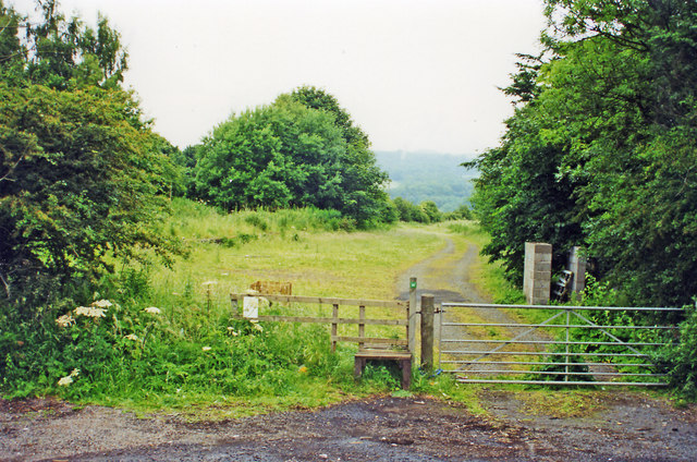 Site of former Jedfoot station, 2000