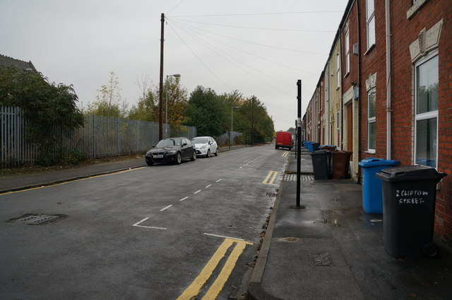 Clifton Street, Hull