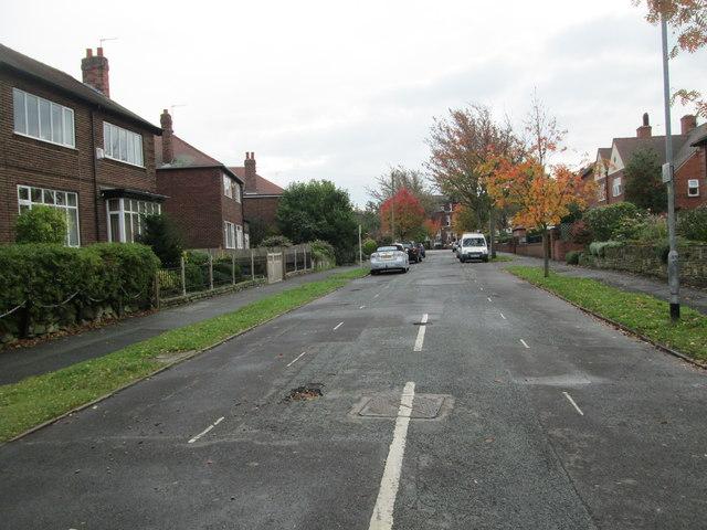 Belmont Street - Kensington Road