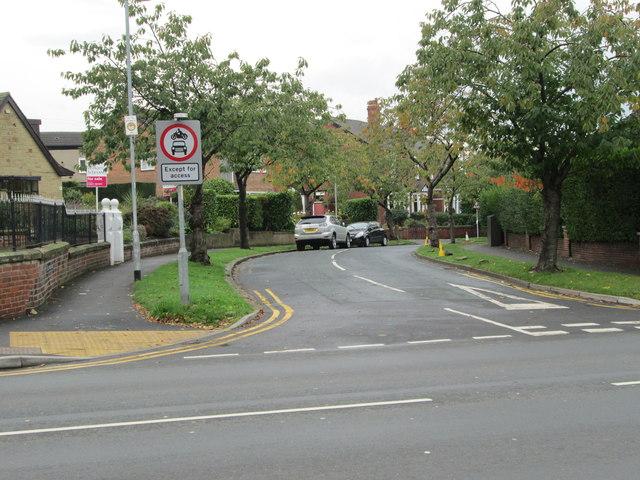 Belgravia Road - Leeds Road