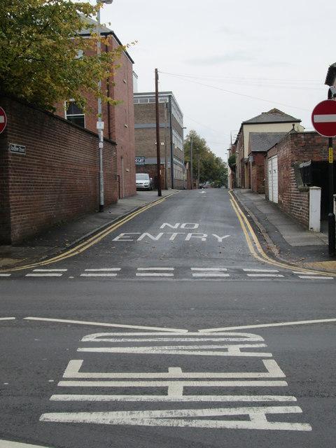 Andrew Street - Leeds Road