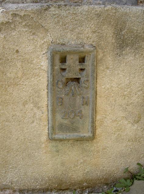 St Mary's Flush Bracket