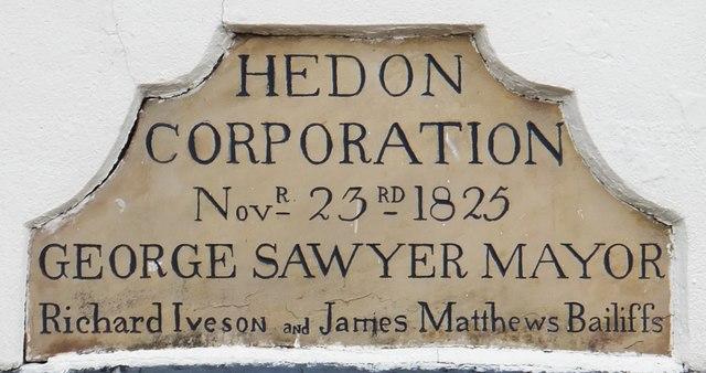 Haven Side, Hedon, Yorkshire