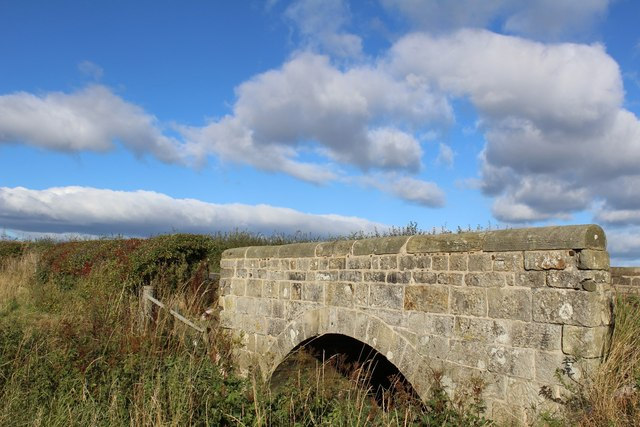 Bridge over Pow Burn