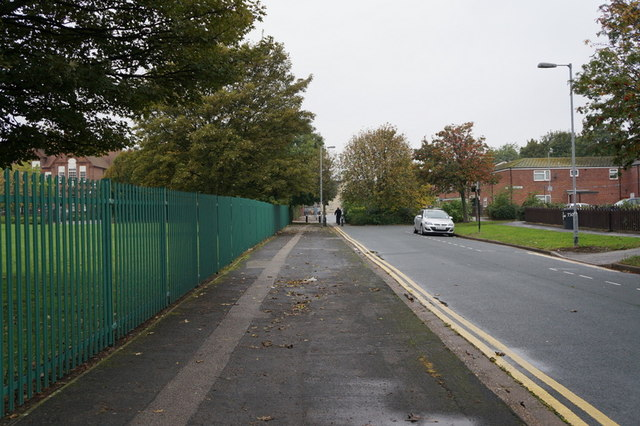 Brunswick Avenue, Hull
