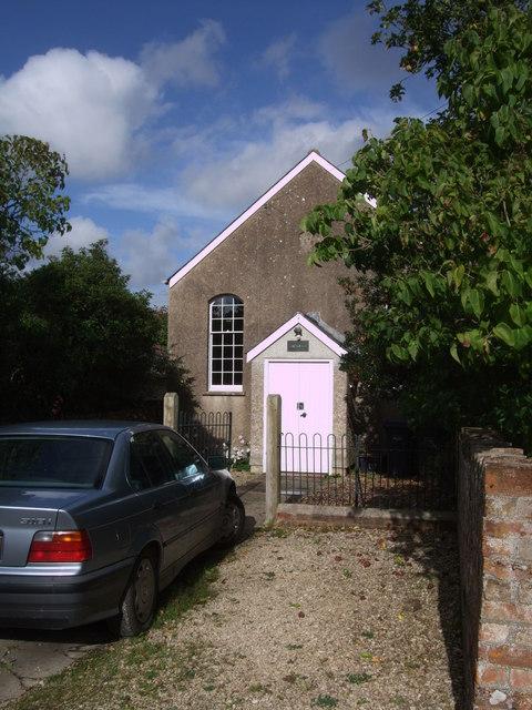 The Old Chapel, Garsdon
