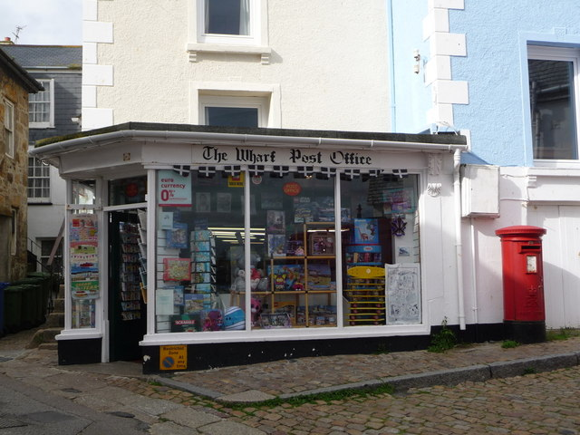 St. Ives: The Wharf Post Office