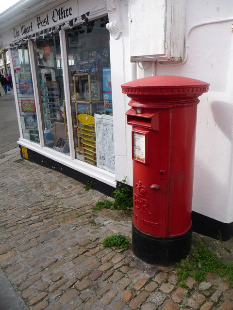 St. Ives: postbox № TR26 120, Chy-an-Chy