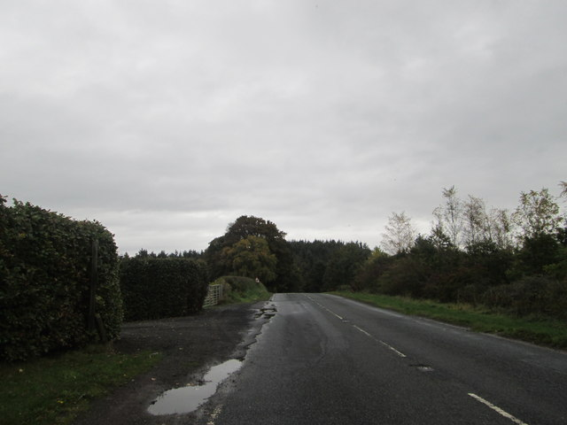 The A698