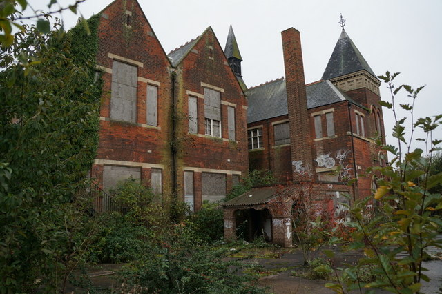 The former Blundell Street Junior School