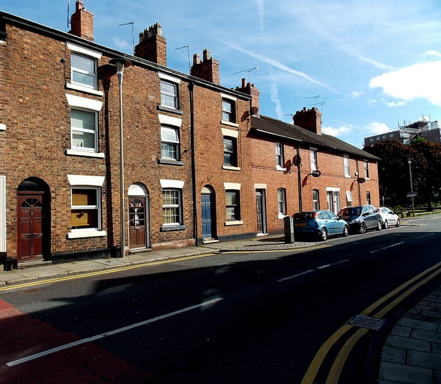 Francis Street, Chester