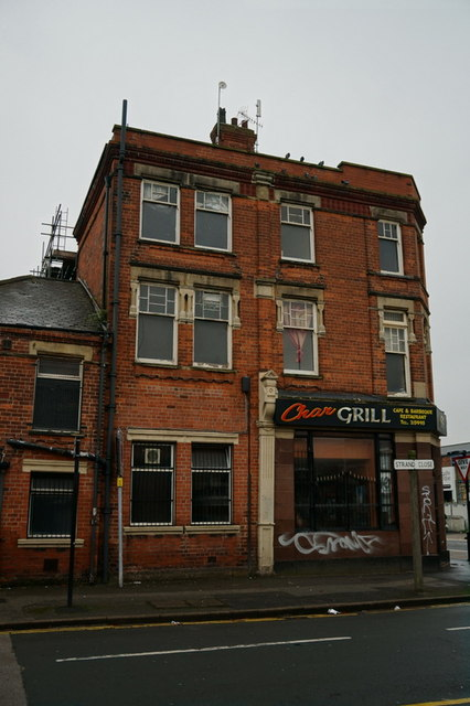 Char Grill on Beverley Road, Hull