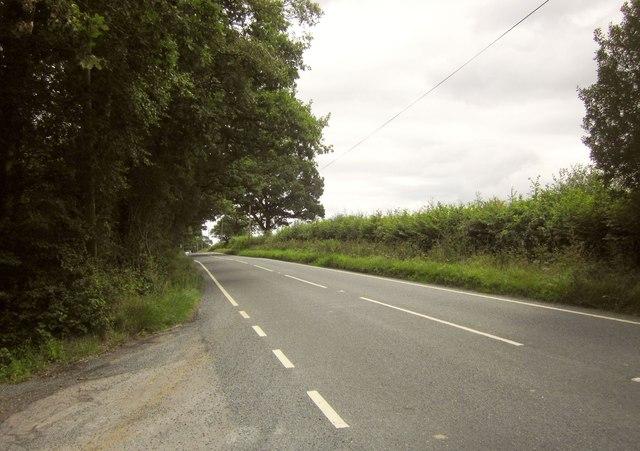A3072 near Venton Cross