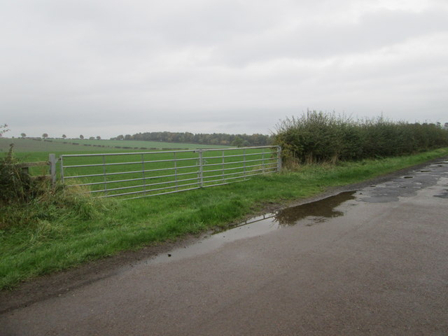 Gates in to the fields
