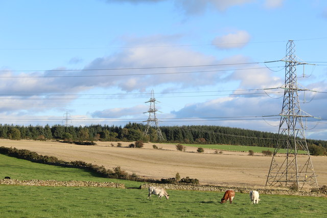 View SE from Plean Road