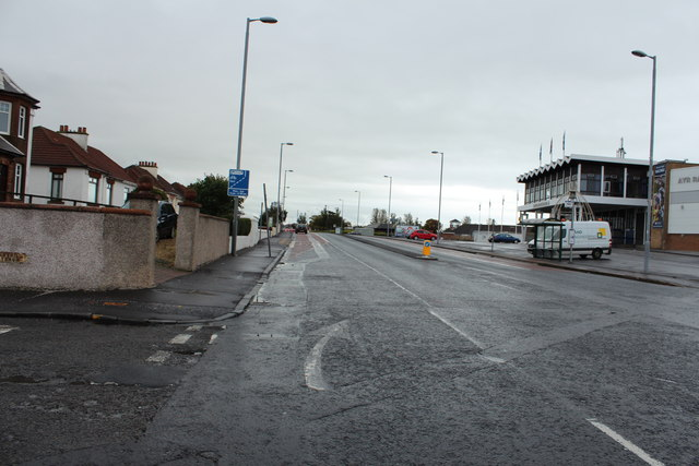 Whitletts Road, Ayr