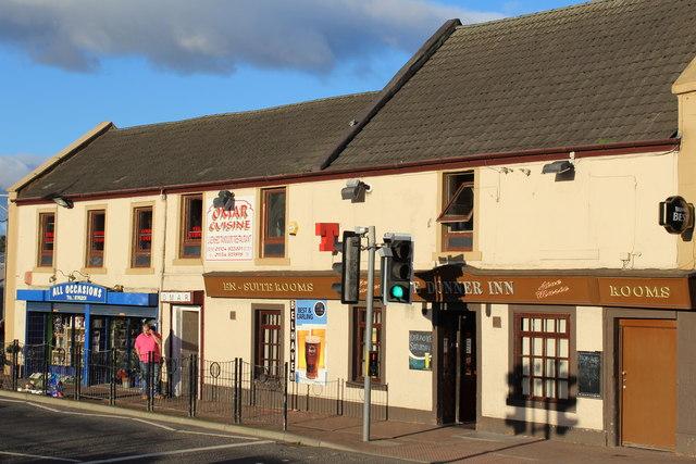 The Donner Inn, Stirling Street, Denny