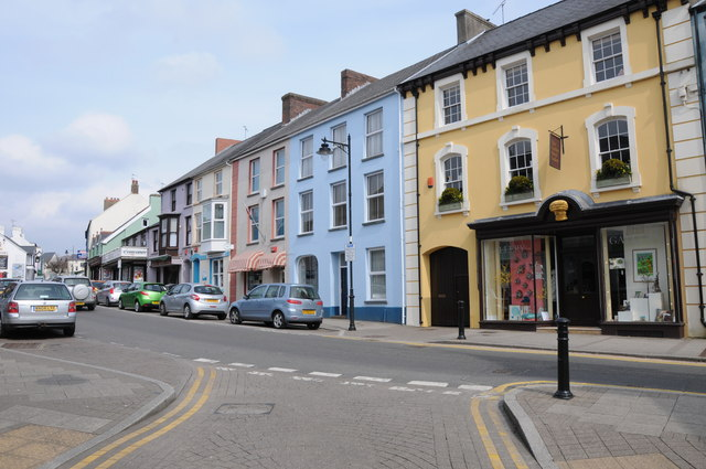 Narberth High Street