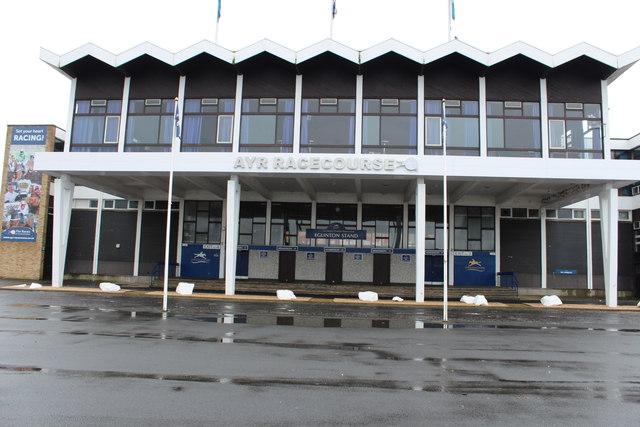 Ayr Racecourse, Eglinton Stand