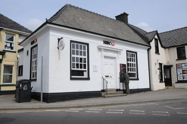 HSBC Bank, Narberth