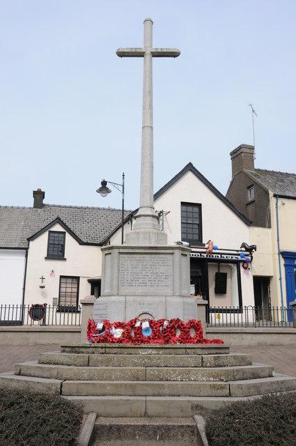 Narberth War Memorial