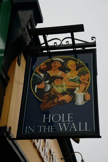 The Hole in the Wall on Spring Bank, Hull