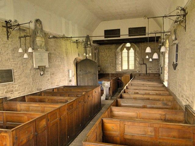 St Andrew, Ashford Bowdler