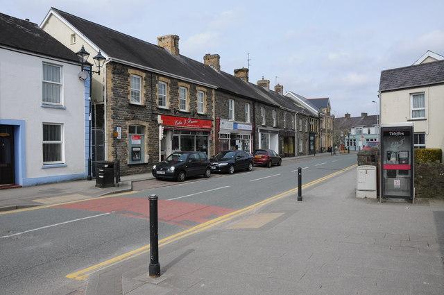 St John's Street, Whitland