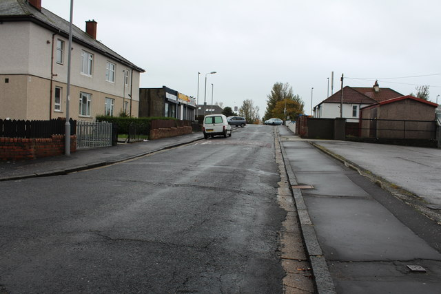 Wills Road, Ayr