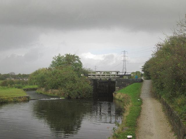 Rochdale Canal, 6th Laneside Lock, Lock 59