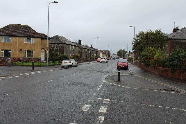 Walker Road, Ayr