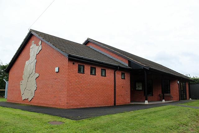 Stoke Lacy village hall