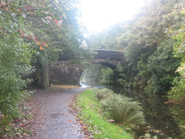 Rochdale Canal, March Bridge