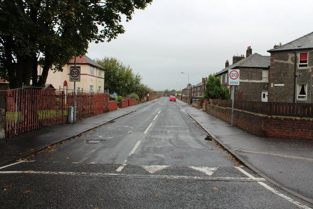 Wilson Street, Ayr