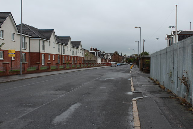 Somerset Road, Ayr