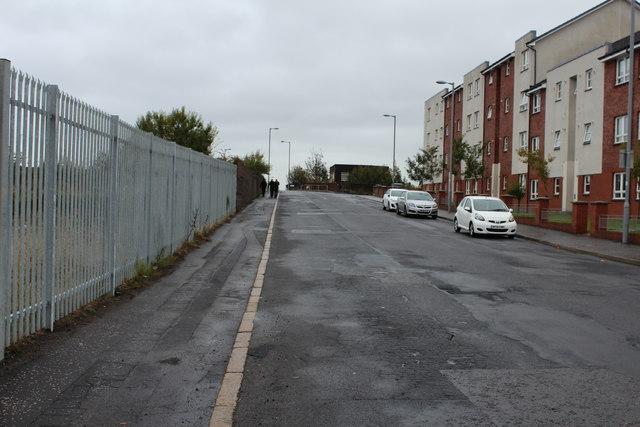 Somerset Road, Ayr