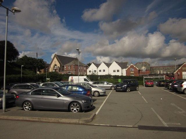 Car park, Holsworthy