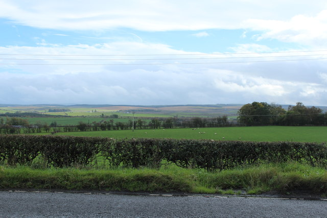 Farmland near Killoch