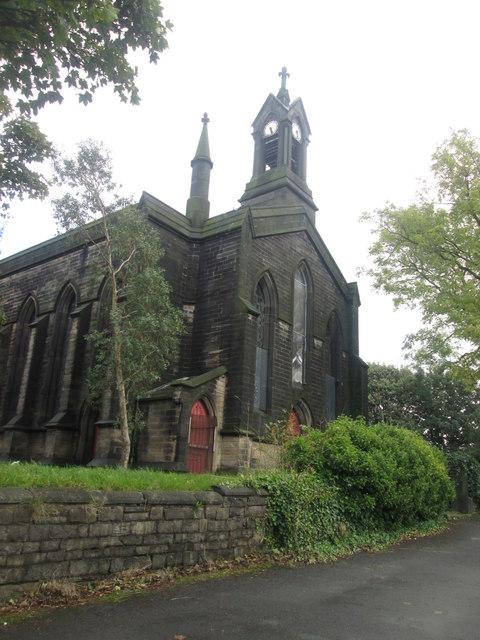St John's Church, Smallbridge