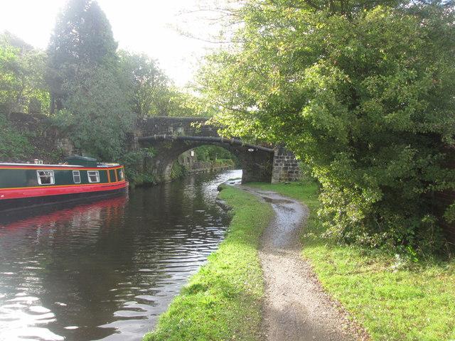 Rochdale Canal, Baltimore Bridge