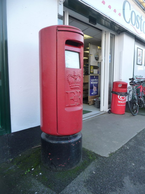 Carbis Bay: postbox № TR26 207