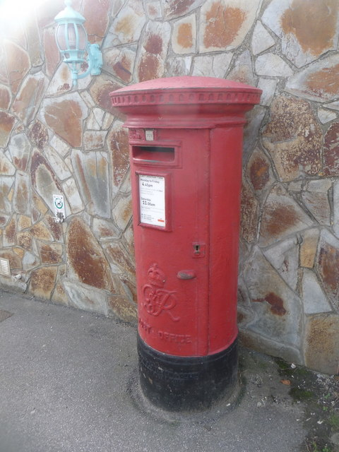 Mawnan Smith: postbox № TR11 61
