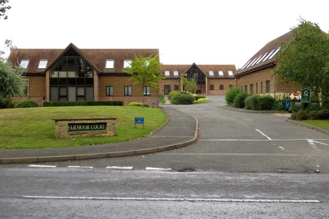 Farmoor Court on Cumnor Road