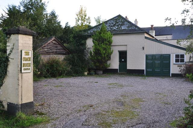 Mid Devon : The Coach House