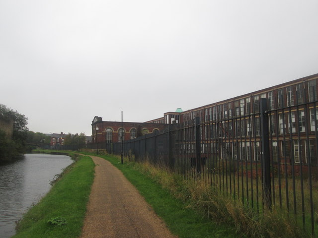 Imperial Mill at Whitebirk