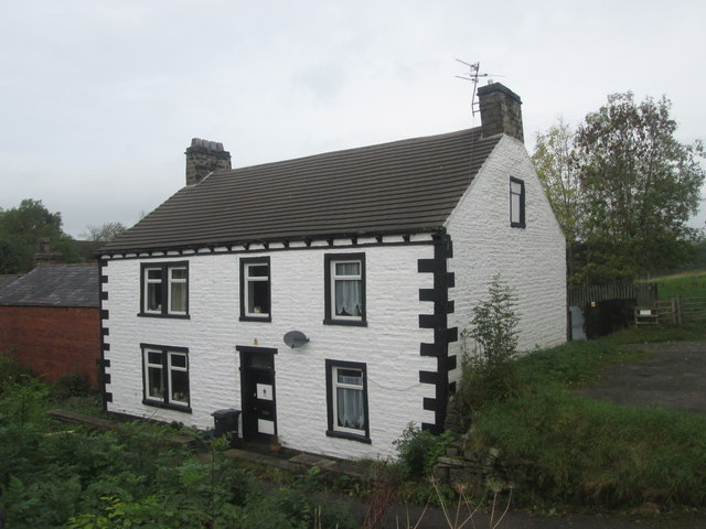 House at Holt Mill, east of Rishton