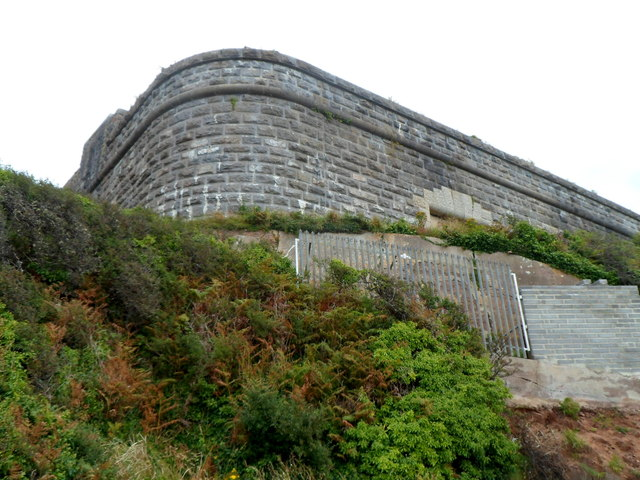 Fort Hubberston, Milford Haven
