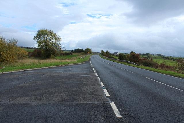 A76 to Dumfries near Cumnock