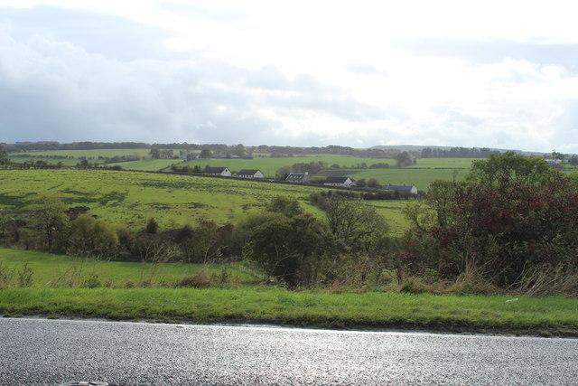 Farmland near Roadside